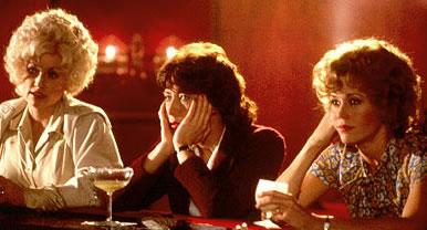 Dolly Parton, Lily Tomlin and Jane Fonda.