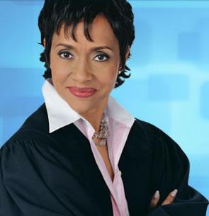 Judge Glenda Hatchett.