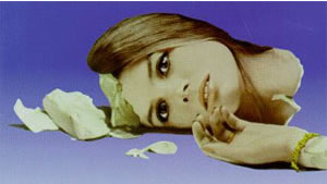 'Stepford Wives' poster clip. A woman's face has fallen and shattered on the ground.