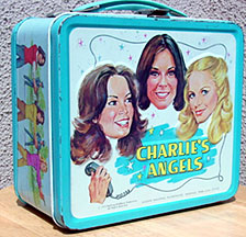Charlie's Angels Lunchbox