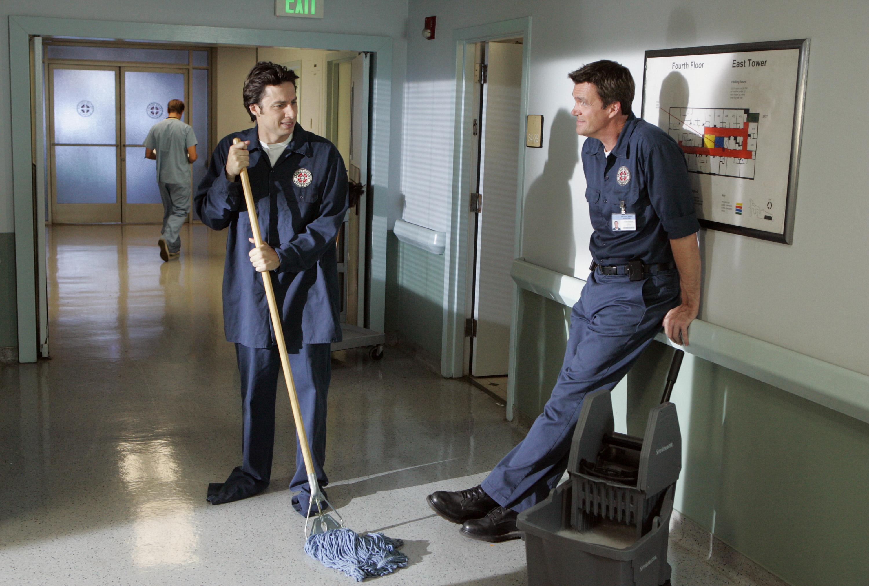 Gay janitors