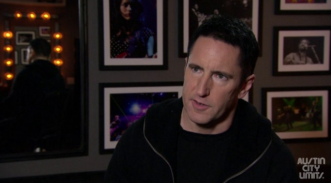 Austin City Limits Interview with Trent Reznor of Nine Inch Nails