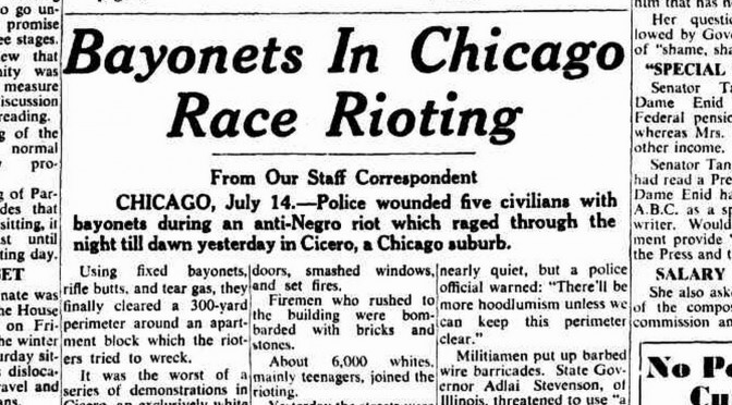 cicero-race-riots