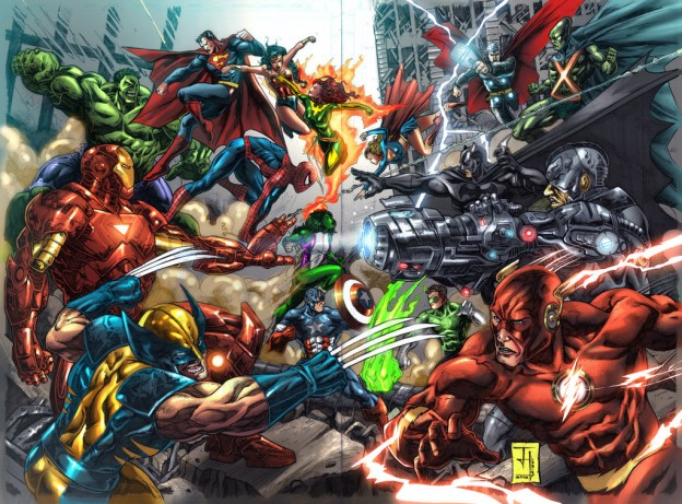 marvel-vs-dc-comics