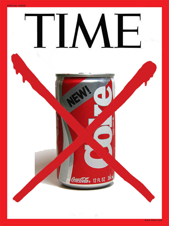 Why New Coke Failed Andymatic