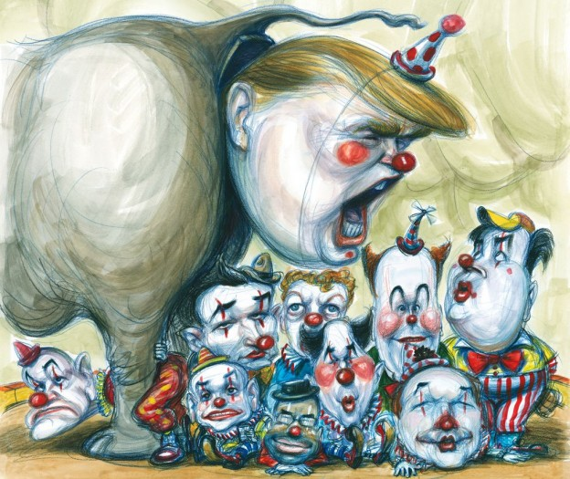trump_clown_car