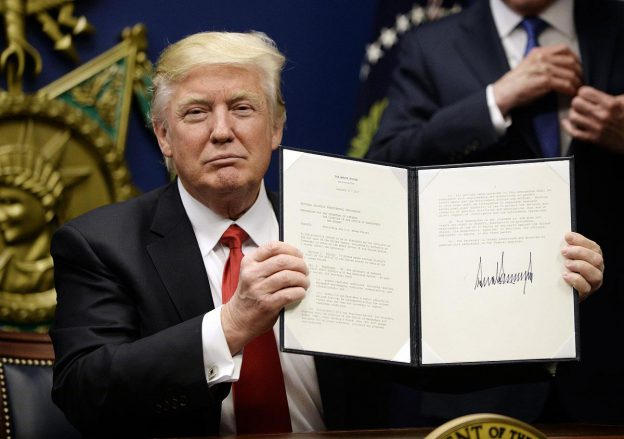 trump-signing-muslim-ban-getty-images